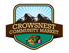 Crowsnest Community Market Logo